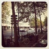 Photo taken at Friesenplatz by Olaf S. on 8/24/2012