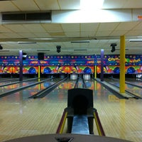Photo taken at Funtime Bowl by Cecil B. on 7/17/2012