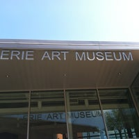Photo taken at Erie Art Museum by VisitErie on 8/15/2012