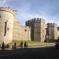 Photo taken at Windsor Castle by Andrea R. on 9/6/2012