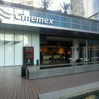 Photo taken at Cinemex by Nancy J. on 6/9/2012