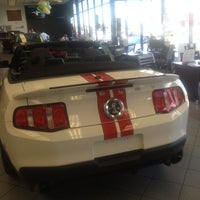 Photo taken at Jersey City Ford by Izzy L. on 4/17/2012
