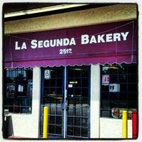 Photo taken at La Segunda Bakery by Terry M. on 5/10/2012