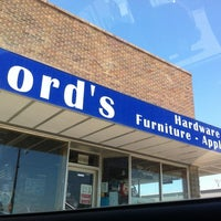 Photo taken at Lords Hardware by Liz H. on 4/29/2012