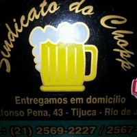 Photo taken at Sindicato do Chopp by Vinicius on 6/22/2012