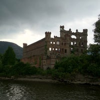 Photo taken at Bannerman Island (Pollepel Island) by Paul S. on 7/15/2012