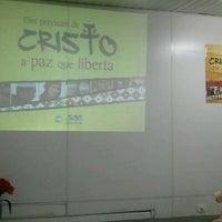 Photo taken at Igreja Batista by Nivaldo S. on 3/11/2012