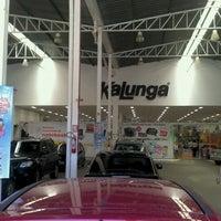 Photo taken at Kalunga by Luis Felipe O. on 2/4/2012