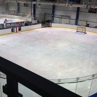 Photo taken at ProtecHockey Ponds by Martha on 2/12/2012
