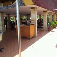 Photo taken at Teras Anging Mamiri by Andi M. on 6/30/2012