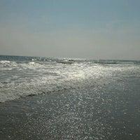 Photo taken at Holden Beach Gazebo by Samuel C. on 3/17/2012