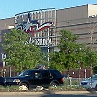 Photo taken at Mall Of America West Parking Ramp by Andrew D. on 5/12/2012