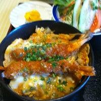 Photo taken at ビストロ和久 by Казуаки Х. on 3/4/2012