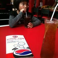 Photo taken at Kimchi Time (กิมจิ ไทม์) 김지 타임 by areeya t. on 3/31/2012