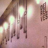 Photo taken at Del Revés by Jose Antonio L. on 9/11/2012
