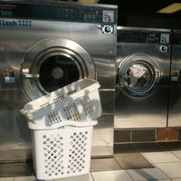 Photo taken at Giant Wash Coin Laundry by Ian S. on 9/4/2012