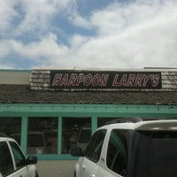Photo taken at Harpoon Larry's Oyster Bar by Nelson S. on 6/17/2012