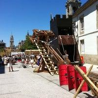 Foto tirada no(a) Concello de Lugo por Feliciano O. em 6/24/2012