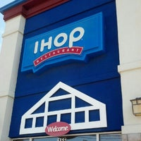 Photo taken at IHOP by Michael S. on 8/26/2012