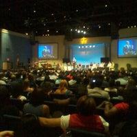 Photo taken at Destiny Metropolitan Worship Church by DJ M. on 5/24/2012