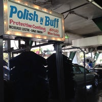 Photo taken at Lozano Brushless Car Wash by Marilyn F. on 9/3/2012