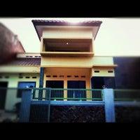 Photo taken at Mesjid Darul Hikam by Marendra P. on 3/11/2012