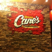 Photo taken at Raising Cane's Chicken Fingers by John B. on 4/27/2012