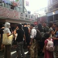 Photo taken at 陳三鼎黑糖青蛙鮮奶創始店 by elise on 8/26/2012