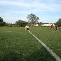 Photo taken at West Omaha Fields - Soccer Complex by Joe F. on 5/23/2012