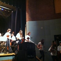 Photo taken at Dartmouth Middle School by Walbert T. on 5/22/2012