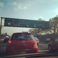 Photo taken at Eugene A. Obregon Memorial Interchange (I-5/I-10/CA-60/US-101) by Edgar d. on 6/16/2012