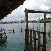 Photo taken at Aqua Lounge by Mario T. on 4/6/2012