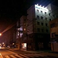 Photo taken at 熊本KBホテル by genuine_tatsu on 8/4/2012