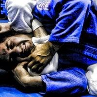 Photo taken at Metro Detroit Jiu-Jitsu & Boxing Club by Pete G. on 7/21/2012