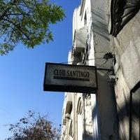 Photo prise au Club Santiago par Ivette R. le7/28/2012