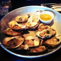 Photo taken at Pappadeaux Seafood Kitchen by Tina N. on 6/29/2012