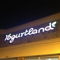 Photo taken at Yogurtland by Joyce on 8/9/2012