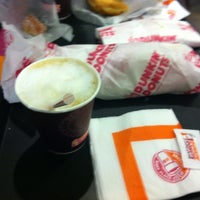 Photo taken at Dunkin' Donuts by Jose M. on 3/9/2012