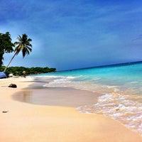 Photo taken at Playa Blanca by Christen D. on 7/5/2012