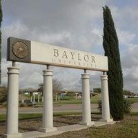 Foto diambil di Baylor University oleh Bridgette H. pada 3/17/2012