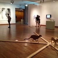 Photo taken at Krannert Art Museum by Christa H. on 5/5/2012