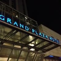 Photo taken at Sheraton Bucharest Hotel by Siegfried Daniel M. on 8/21/2012