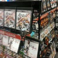 Photo taken at EB Games by Tom B. on 2/24/2012