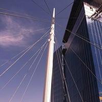 6/14/2012 tarihinde Cindy S.ziyaretçi tarafından Millenium Bridge'de çekilen fotoğraf