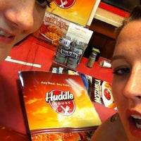 Photo taken at Huddle House by Kristina D. on 3/24/2012