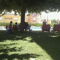 Photo taken at piscina cocentaina by Dany j. on 8/5/2012