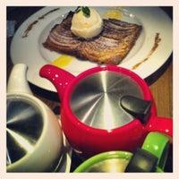Das Foto wurde bei 咖朵咖啡 Caldo Cafe von Ivy C. am 4/29/2012 aufgenommen