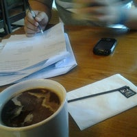 Photo taken at Bo's Coffee by Armil d. on 7/7/2012