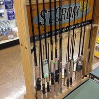 Photo taken at Bob's Gun & Tackle Shop by Jesse R. on 4/22/2012