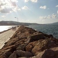 Photo taken at Bandırma Mendirek by Mahmut M. on 8/19/2012